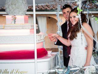 Le nozze di Tiziana e Simone