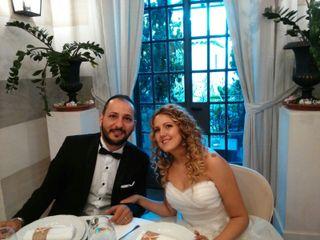 Le nozze di Stefania  e Fabrizio  1