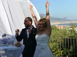 Le nozze di Stefania  e Fabrizio