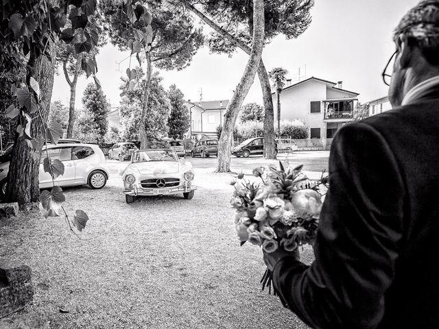 Il matrimonio di Fabio e Chiara a Santarcangelo di Romagna, Rimini 9