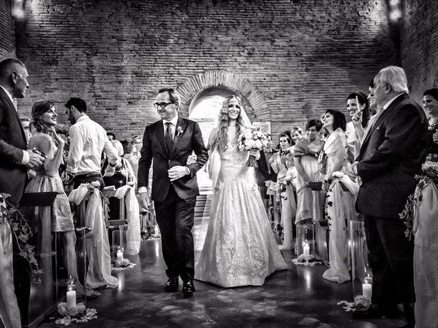 Il matrimonio di Fabio e Chiara a Santarcangelo di Romagna, Rimini 11