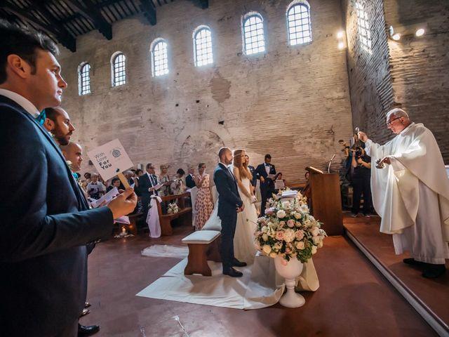 Il matrimonio di Fabio e Chiara a Santarcangelo di Romagna, Rimini 13