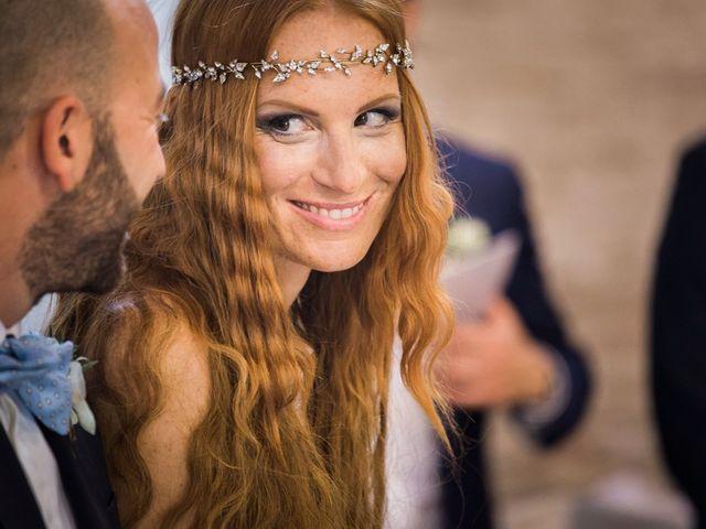 Il matrimonio di Fabio e Chiara a Santarcangelo di Romagna, Rimini 15