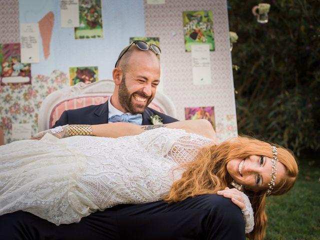 Il matrimonio di Fabio e Chiara a Santarcangelo di Romagna, Rimini 22