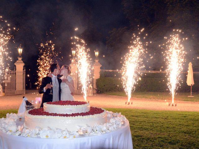 Le nozze di Andreea e Riccardo