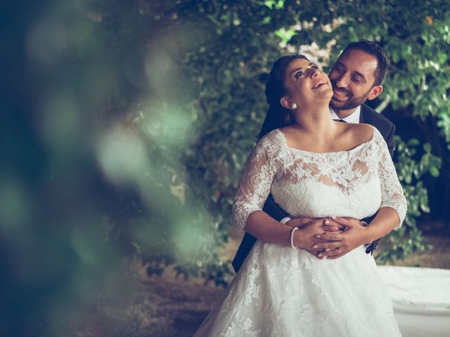 le nozze di Danila e Davide