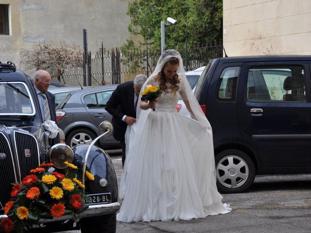 Il matrimonio di federico e sara a Belluno, Belluno 6