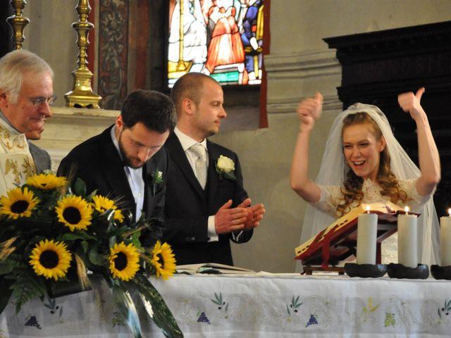 Il matrimonio di federico e sara a Belluno, Belluno 7