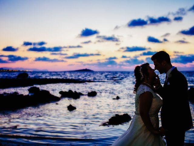 le nozze di Alessia e Salvo