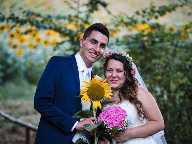 Il matrimonio di Valerio e Ilaria a Rivergaro, Piacenza 1