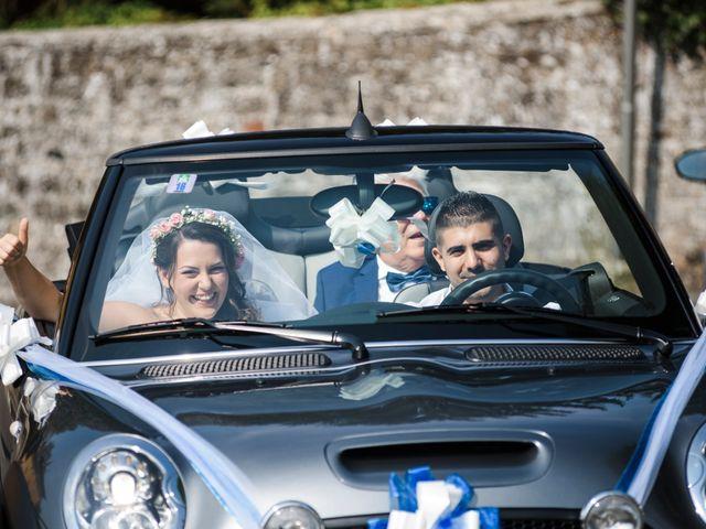 Il matrimonio di Valerio e Ilaria a Rivergaro, Piacenza 7