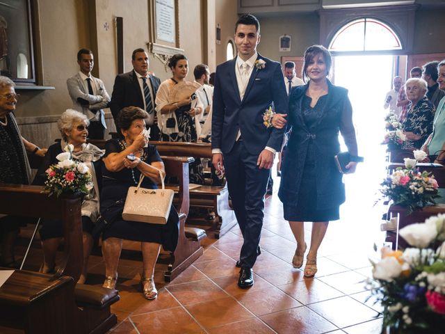 Il matrimonio di Valerio e Ilaria a Rivergaro, Piacenza 9
