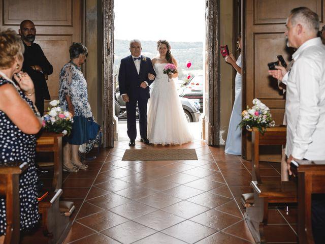 Il matrimonio di Valerio e Ilaria a Rivergaro, Piacenza 10