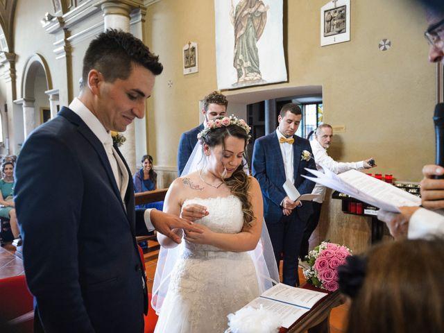 Il matrimonio di Valerio e Ilaria a Rivergaro, Piacenza 12