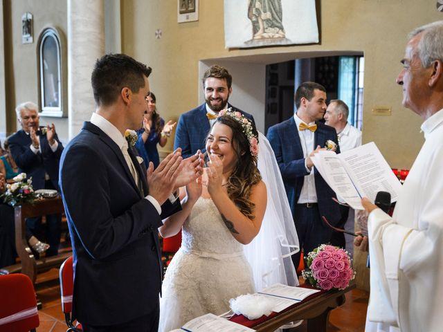 Il matrimonio di Valerio e Ilaria a Rivergaro, Piacenza 14