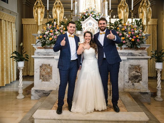 Il matrimonio di Valerio e Ilaria a Rivergaro, Piacenza 16