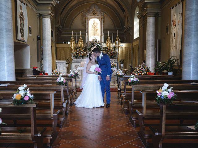 Il matrimonio di Valerio e Ilaria a Rivergaro, Piacenza 17