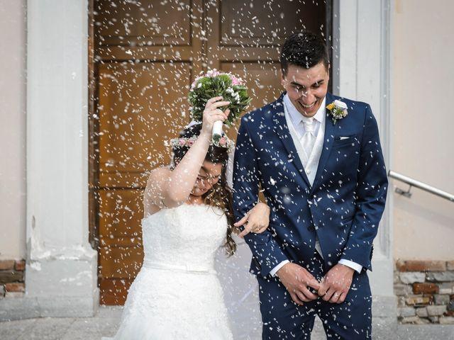 Il matrimonio di Valerio e Ilaria a Rivergaro, Piacenza 18