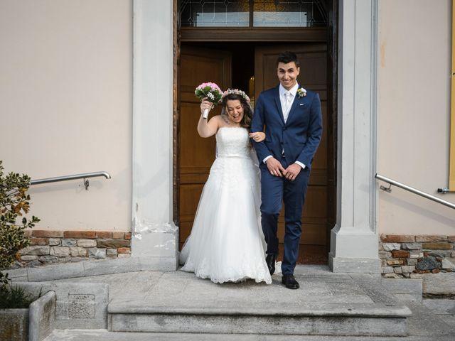 Il matrimonio di Valerio e Ilaria a Rivergaro, Piacenza 19