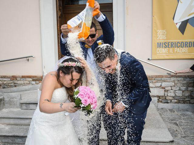 Il matrimonio di Valerio e Ilaria a Rivergaro, Piacenza 20