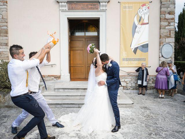 Il matrimonio di Valerio e Ilaria a Rivergaro, Piacenza 21