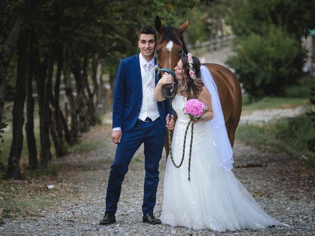 Il matrimonio di Valerio e Ilaria a Rivergaro, Piacenza 2