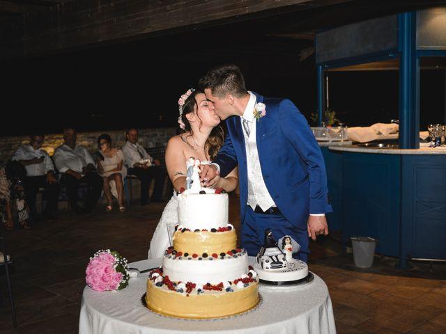 Il matrimonio di Valerio e Ilaria a Rivergaro, Piacenza 28