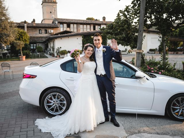 Il matrimonio di Valerio e Ilaria a Rivergaro, Piacenza 30