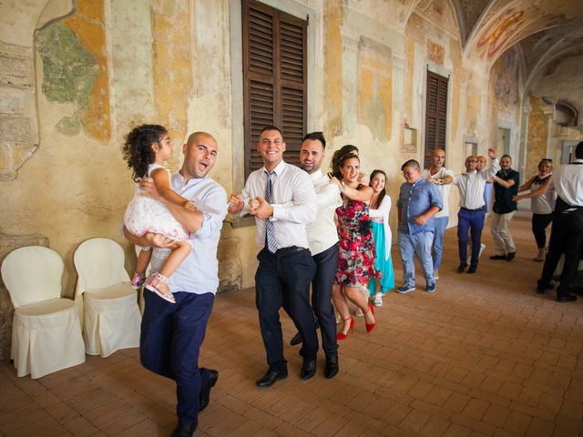 Il matrimonio di Mirko e Mara a Cavernago, Bergamo 4