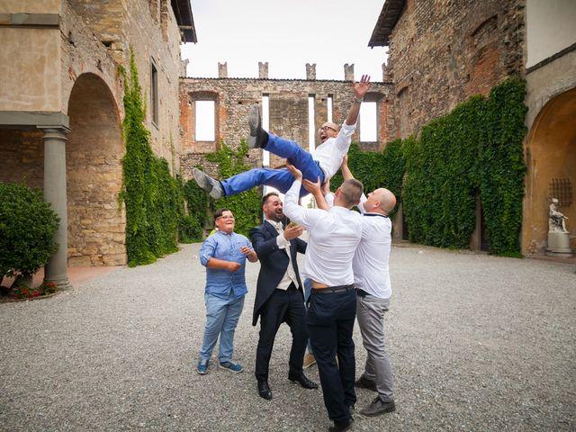 Il matrimonio di Mirko e Mara a Cavernago, Bergamo 5