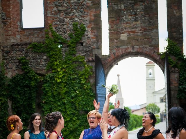 Il matrimonio di Mirko e Mara a Cavernago, Bergamo 7