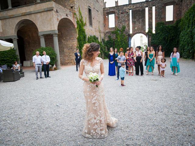Il matrimonio di Mirko e Mara a Cavernago, Bergamo 8