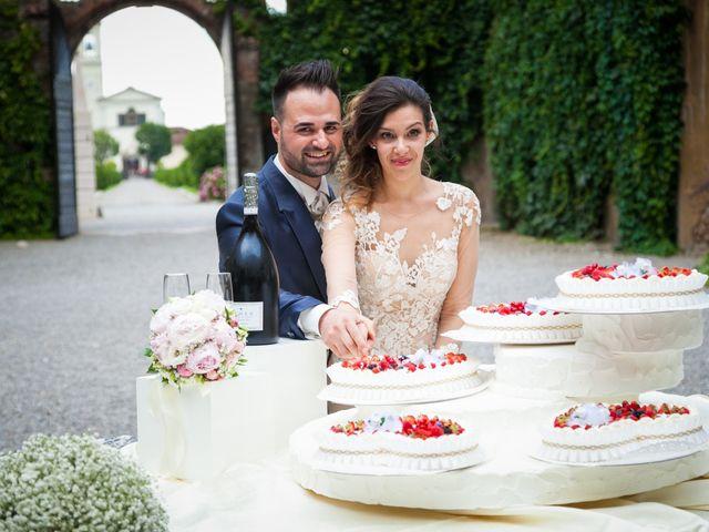 Il matrimonio di Mirko e Mara a Cavernago, Bergamo 9