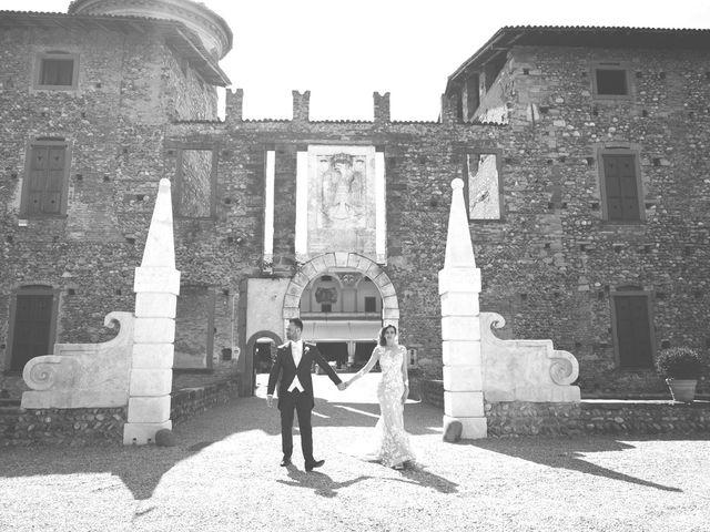 Il matrimonio di Mirko e Mara a Cavernago, Bergamo 10