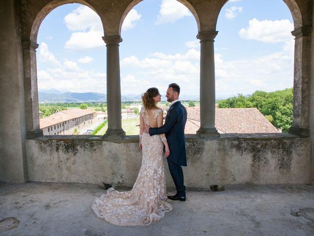Il matrimonio di Mirko e Mara a Cavernago, Bergamo 13