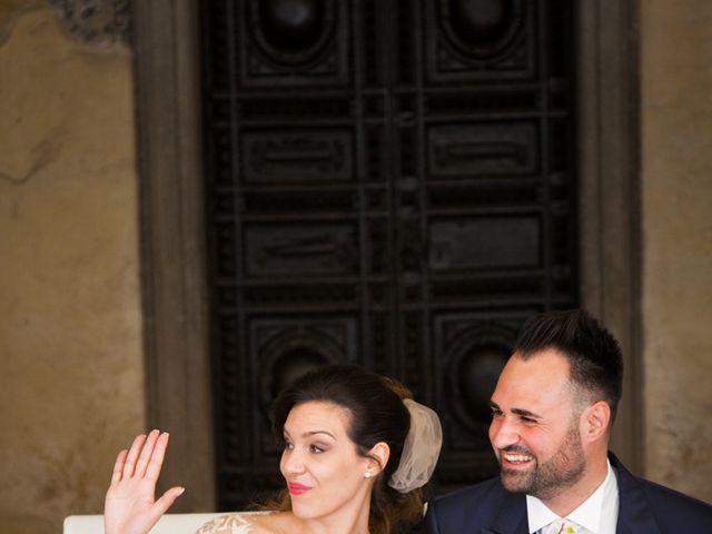 Il matrimonio di Mirko e Mara a Cavernago, Bergamo 19