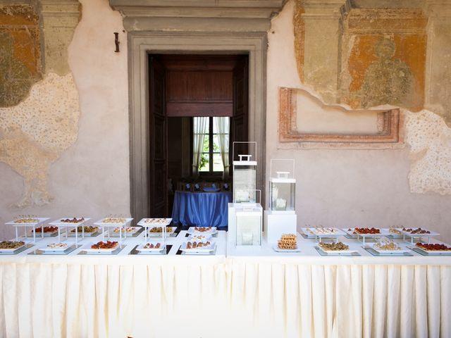 Il matrimonio di Mirko e Mara a Cavernago, Bergamo 22