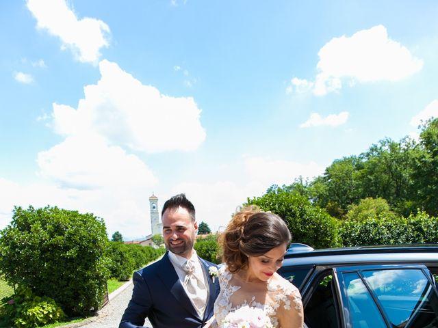 Il matrimonio di Mirko e Mara a Cavernago, Bergamo 23