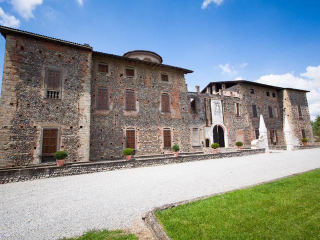 Il matrimonio di Mirko e Mara a Cavernago, Bergamo 26