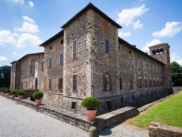 Il matrimonio di Mirko e Mara a Cavernago, Bergamo 27