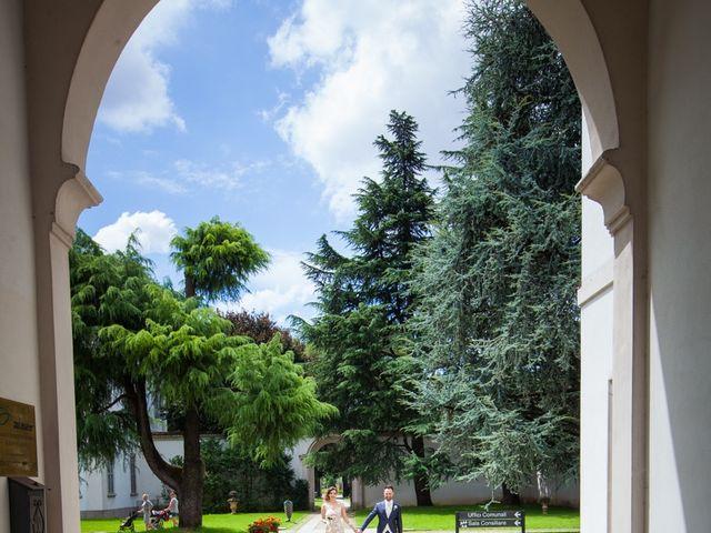 Il matrimonio di Mirko e Mara a Cavernago, Bergamo 31