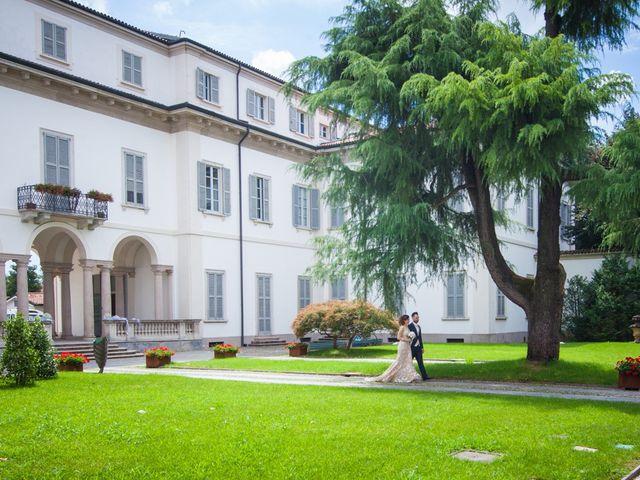 Il matrimonio di Mirko e Mara a Cavernago, Bergamo 32