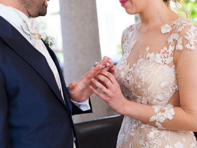 Il matrimonio di Mirko e Mara a Cavernago, Bergamo 36