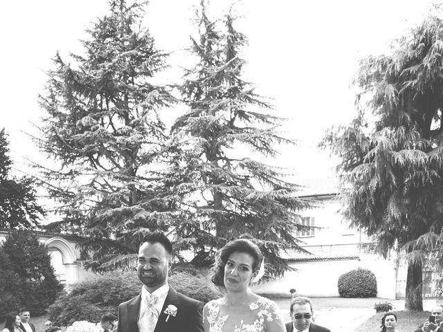 Il matrimonio di Mirko e Mara a Cavernago, Bergamo 40