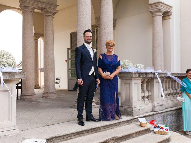 Il matrimonio di Mirko e Mara a Cavernago, Bergamo 42