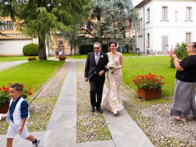Il matrimonio di Mirko e Mara a Cavernago, Bergamo 44