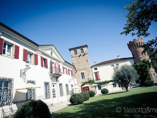 Il matrimonio di Andrea e Tiziana a Buttrio, Udine 1