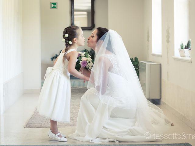 Il matrimonio di Andrea e Tiziana a Buttrio, Udine 2