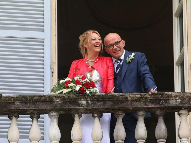 Il matrimonio di Filippo e Beba a Laveno-Mombello, Varese 13