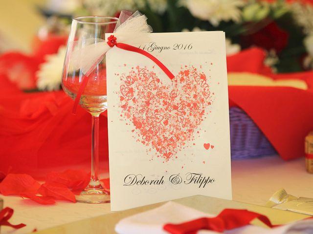 Il matrimonio di Filippo e Beba a Laveno-Mombello, Varese 21